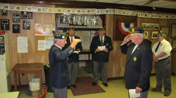 Installation of Officers, Tamaqua American Legion, Tamaqua, 9-12-2015 (42)