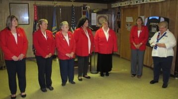 Installation of Officers, Tamaqua American Legion, Tamaqua, 9-12-2015 (5)