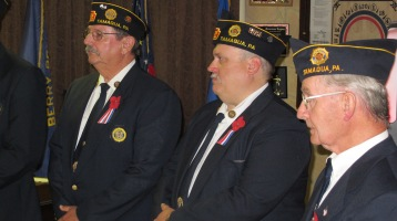 Installation of Officers, Tamaqua American Legion, Tamaqua, 9-12-2015 (50)