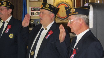 Installation of Officers, Tamaqua American Legion, Tamaqua, 9-12-2015 (57)
