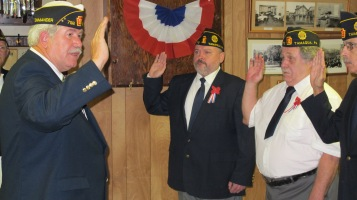 Installation of Officers, Tamaqua American Legion, Tamaqua, 9-12-2015 (59)