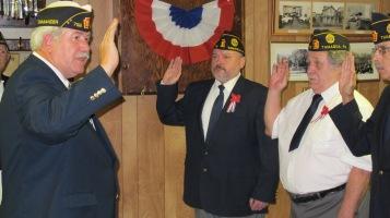 Installation of Officers, Tamaqua American Legion, Tamaqua, 9-12-2015 (59)