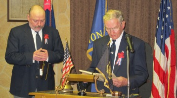 Installation of Officers, Tamaqua American Legion, Tamaqua, 9-12-2015 (68)