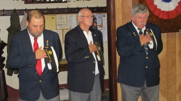 Installation of Officers, Tamaqua American Legion, Tamaqua, 9-12-2015 (69)