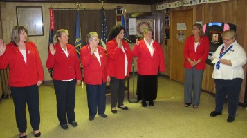 Installation of Officers, Tamaqua American Legion, Tamaqua, 9-12-2015 (7)
