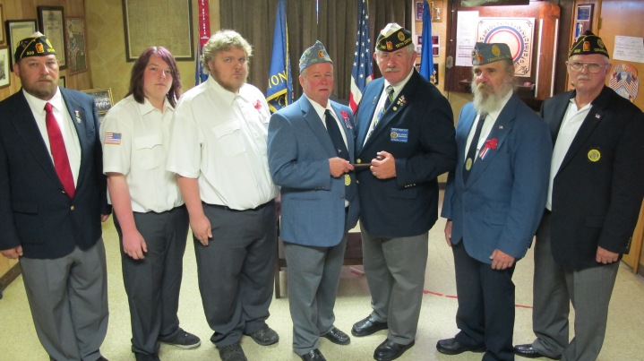 Installation of Officers, Tamaqua American Legion, Tamaqua, 9-12-2015 (85)