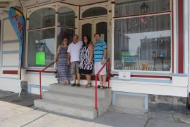 J & C Tanning Salon Opens, from Harry Hontz Summit Hill, 9-8-2015 (3)