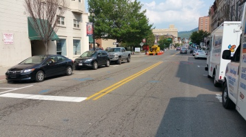Location of Bridge, Tunnel Inspection, West Broad Street, Tamaqua, 9-4-2015 (11)