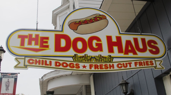 Opening, The Dog Haus, West Broad Street, Tamaqua, 9-11-2015 (12)