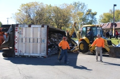 Overturned Tractor Trailer, SR54, Hometown, 10-19-2015 (100)