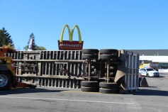 Overturned Tractor Trailer, SR54, Hometown, 10-19-2015 (106)
