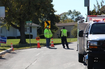 Overturned Tractor Trailer, SR54, Hometown, 10-19-2015 (109)