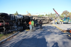 Overturned Tractor Trailer, SR54, Hometown, 10-19-2015 (128)