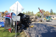 Overturned Tractor Trailer, SR54, Hometown, 10-19-2015 (139)