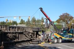 Overturned Tractor Trailer, SR54, Hometown, 10-19-2015 (142)