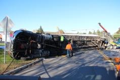 Overturned Tractor Trailer, SR54, Hometown, 10-19-2015 (148)