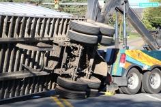 Overturned Tractor Trailer, SR54, Hometown, 10-19-2015 (153)