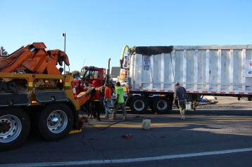 Overturned Tractor Trailer, SR54, Hometown, 10-19-2015 (162)