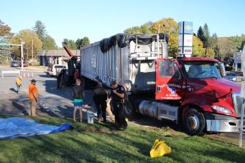 Overturned Tractor Trailer, SR54, Hometown, 10-19-2015 (173)