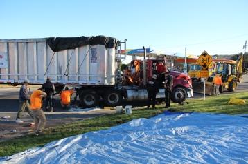 Overturned Tractor Trailer, SR54, Hometown, 10-19-2015 (184)
