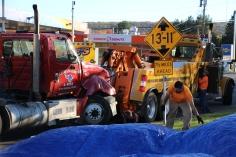 Overturned Tractor Trailer, SR54, Hometown, 10-19-2015 (209)