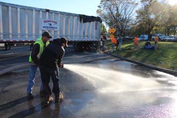 Overturned Tractor Trailer, SR54, Hometown, 10-19-2015 (220)