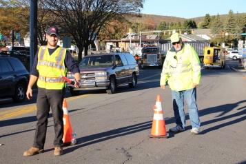 Overturned Tractor Trailer, SR54, Hometown, 10-19-2015 (232)