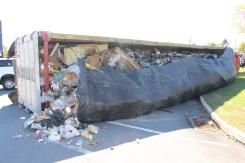 Overturned Tractor Trailer, SR54, Hometown, 10-19-2015 (30)
