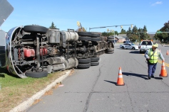 Overturned Tractor Trailer, SR54, Hometown, 10-19-2015 (5)