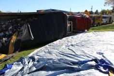 Overturned Tractor Trailer, SR54, Hometown, 10-19-2015 (60)