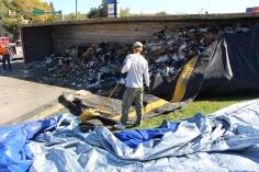 Overturned Tractor Trailer, SR54, Hometown, 10-19-2015 (61)