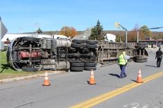 Overturned Tractor Trailer, SR54, Hometown, 10-19-2015 (8)