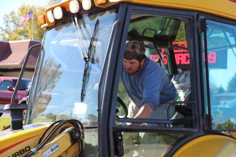 Overturned Tractor Trailer, SR54, Hometown, 10-19-2015 (80)