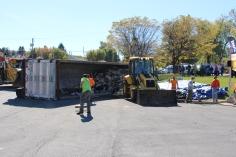 Overturned Tractor Trailer, SR54, Hometown, 10-19-2015 (93)