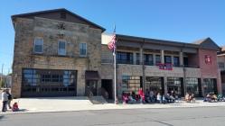 Parade for New Fire Station, Pumper Truck, Boat, Lehighton Fire Department, Lehighton (1)