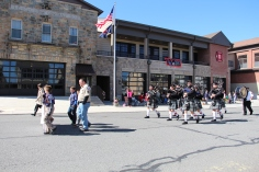 Parade for New Fire Station, Pumper Truck, Boat, Lehighton Fire Department, Lehighton (12)