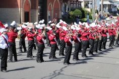 Parade for New Fire Station, Pumper Truck, Boat, Lehighton Fire Department, Lehighton (124)