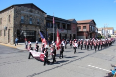 Parade for New Fire Station, Pumper Truck, Boat, Lehighton Fire Department, Lehighton (125)