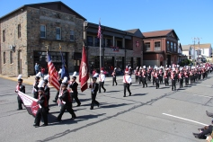 Parade for New Fire Station, Pumper Truck, Boat, Lehighton Fire Department, Lehighton (127)