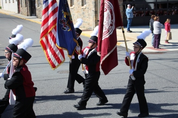Parade for New Fire Station, Pumper Truck, Boat, Lehighton Fire Department, Lehighton (129)