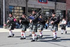Parade for New Fire Station, Pumper Truck, Boat, Lehighton Fire Department, Lehighton (13)
