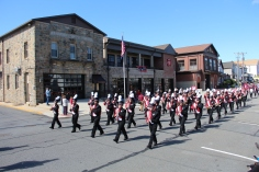 Parade for New Fire Station, Pumper Truck, Boat, Lehighton Fire Department, Lehighton (132)