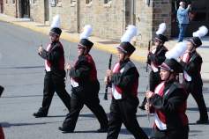 Parade for New Fire Station, Pumper Truck, Boat, Lehighton Fire Department, Lehighton (138)