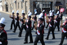 Parade for New Fire Station, Pumper Truck, Boat, Lehighton Fire Department, Lehighton (149)