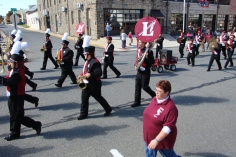 Parade for New Fire Station, Pumper Truck, Boat, Lehighton Fire Department, Lehighton (157)