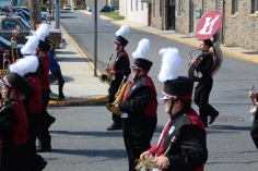 Parade for New Fire Station, Pumper Truck, Boat, Lehighton Fire Department, Lehighton (158)