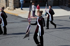 Parade for New Fire Station, Pumper Truck, Boat, Lehighton Fire Department, Lehighton (171)