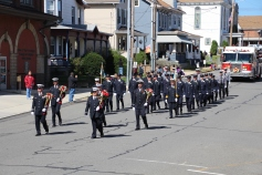 Parade for New Fire Station, Pumper Truck, Boat, Lehighton Fire Department, Lehighton (18)