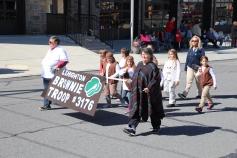Parade for New Fire Station, Pumper Truck, Boat, Lehighton Fire Department, Lehighton (181)