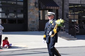 Parade for New Fire Station, Pumper Truck, Boat, Lehighton Fire Department, Lehighton (21)